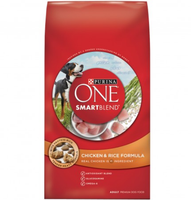 PURINA ONE® SmartBlend Adult Dog Food Chicken & Rice