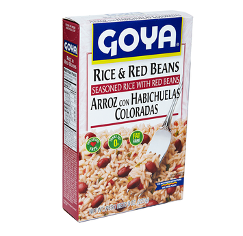 Goya® Rice and Red Beans