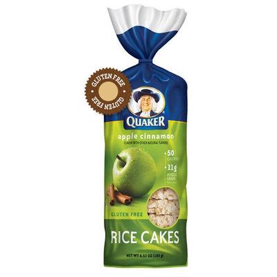 Quaker® Rice Cakes Apple Cinnamon