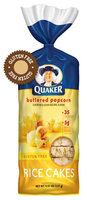 Quaker® Rice Cakes Buttered Popcorn