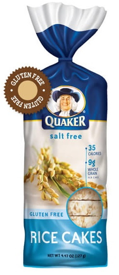 Quaker® Rice Cakes Salt Free