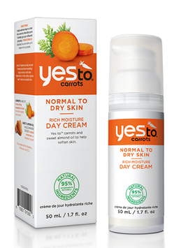 Yes To Carrots Rich Moisture Day Cream