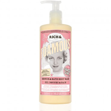 SOAP & GLORY™ Rich & Foamous™ Dual-Use Shower & Bath Body Wash