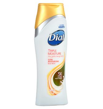 Dial® Triple Moisture Ultra Moisturizing Body Wash