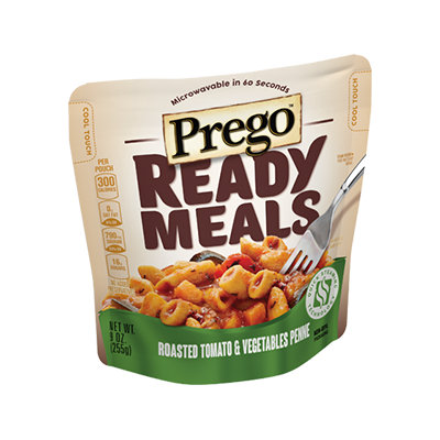 Prego® Ready Meals,Roasted Tomato & Vegetable Penne