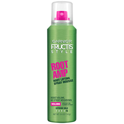Garnier Fructis Root Amp Root Lifting Spray Mousse