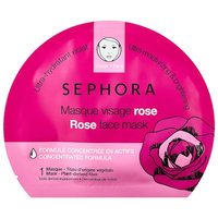 SEPHORA COLLECTION Face Mask Rose Ultra-Moisturizing & Brightening
