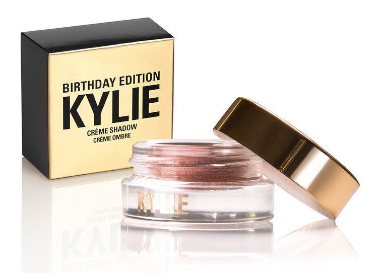 Kylie Cosmetics Birthday Edition Rose Gold Creme Shadow