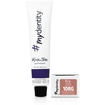 #mydentity by Guy Tang Permanent Rose Gold 10RG