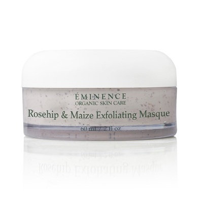 Eminence Organic Skin Care Rosehip & Maize Exfoliating Masque