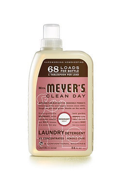 Mrs. Meyer's Clean Day Rosemary Laundry Detergent