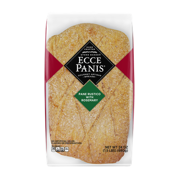 Ecce Panis® Bake at Home Rustico Rosemary Bread