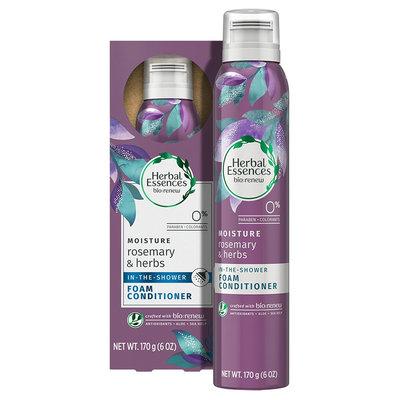 Herbal Essences Rosemary & Herbs Foam Conditioner