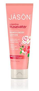 JĀSÖN Invigorating Rosewater Hand & Body Lotion