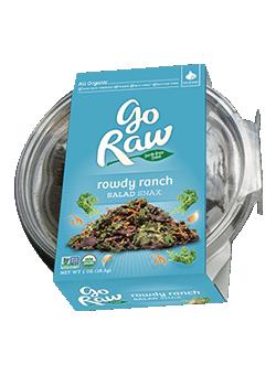 Go Raw Organic Salad Snax Ranch
