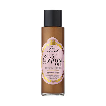 Too Faced Royal Oil Coconut Body Bronzer