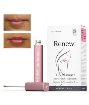 Rozge Cosmeceutical Rozge Renew Lip Plumper .24 oz