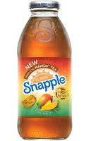 Snapple Takes Two to Mango Tea Iced Tea