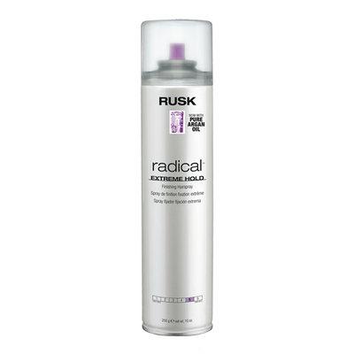 Radical Extreme Hold Hair Spray by Rusk for Unisex - 10 oz Hair Spray