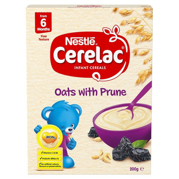 Nestle Cerelac® Infant Cereal Oats With Prune