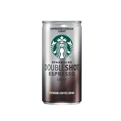 STARBUCKS® Doubleshot® Light Espresso Drink