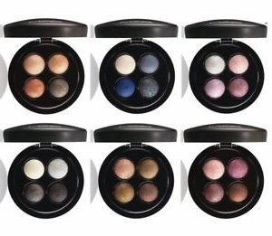 M.A.C Cosmetics Mineralize Eyeshadow Quad