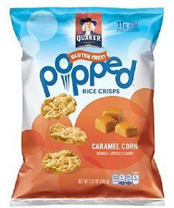 Quaker® Popped Caramel Corn