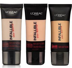 L'Oréal Paris Infallible Pro-Matte Foundation