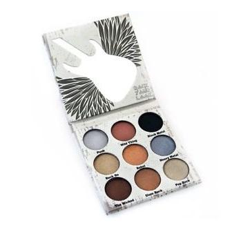 CROWN PRO Glam Metals Eyeshadow Palette