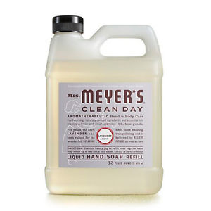 Mrs. Meyer's Clean Day Lavender Hand Soap Refill