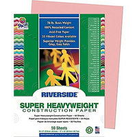 Riverside Groundwood 76 lb Construction Paper
