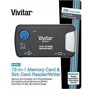 Vivitar 72In1 Memory Card And Sim Card Reader/Writer