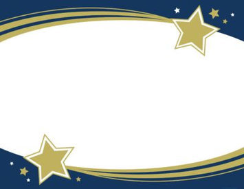 Great Papers Shooting Stars Foil Certificate