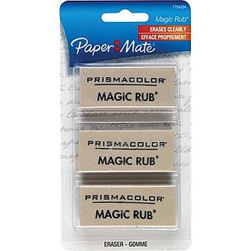 Prismacolor Magic Rub Art Eraser, 3/Pack