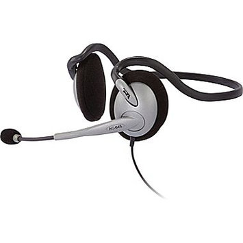 Cyber Acoustics AC-648 Neckband headset with mic