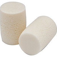 North Safety, DeciDamp2 Single-Use Earplugs, Cordless, 29NRR, White