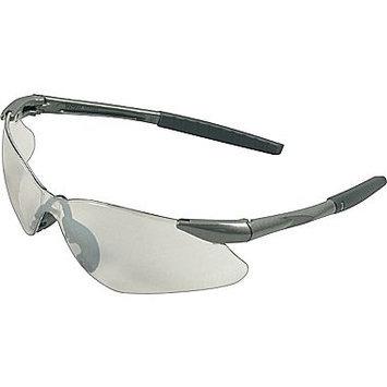 Jackson Products Inc Jackson 3013544 Nemesis VL Safety Glasses Gunmetal/IRUV 5.0