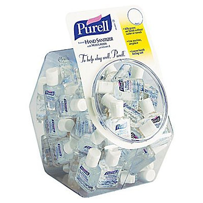 Purell .5oz Size Instant Hand Sanitizer - 1 Display