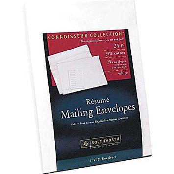 Southworth Resume Presentation Envelopes