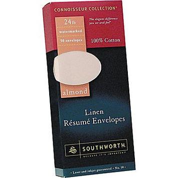 Southworth Specialty Envelopes 100% Cotton Linen #10 Resume Envelopes