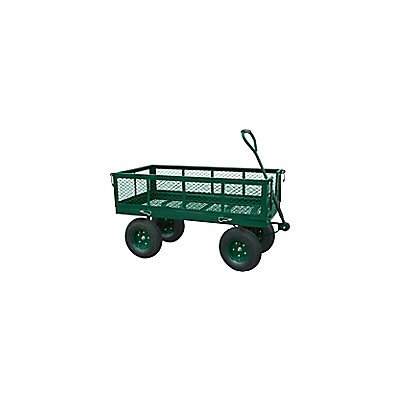 Sandusky Heavy Duty Jumbo Crate Wagon Cart