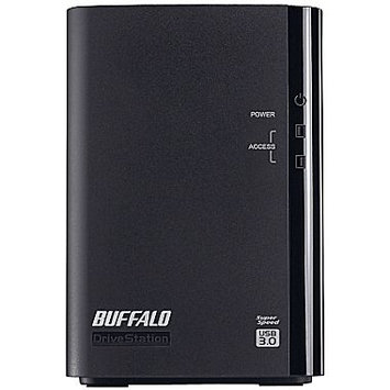 Buffalo Technology 6TB USB 3.0 DriveStation Duo