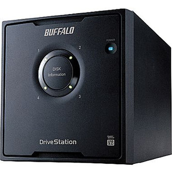 Buffalo Technology 8TB DriveStation Quad USB 3.0