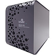 Io Safe ioSafe Solo G3 External 3TB Hard Disk Drive