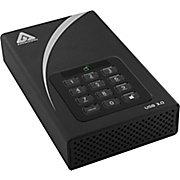 Apricorn Aegis Padlock DT hard drive - 1TB - USB