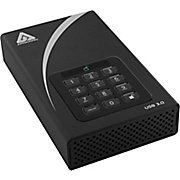 Apricorn Aegis Padlock DT hard drive - 2TB - USB
