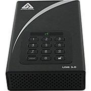 Apricorn Aegis Padlock DT ADT-3PL256-3000 3TB External Hard Drive