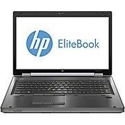 St. Clair HP EliteBook 8770w 17.3 Core i7 750GB Notebook