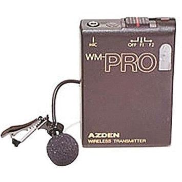 Azden WL/T-PRO VHF Wireless Bodypack Transmitter
