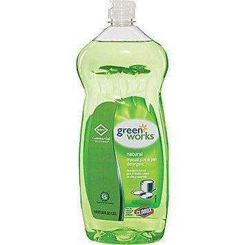 Clorox Green Works Natural Pot and Pan Dishwashing Liquid